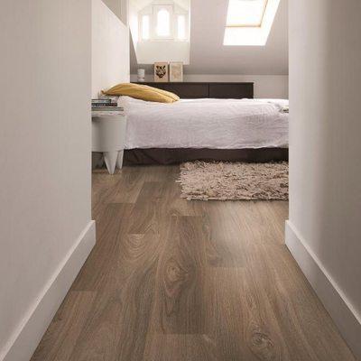Ламинат Loc Floor Plus LCR83 Дуб горный светло-коричневый