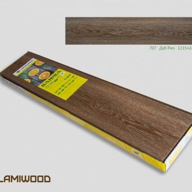 Ламинат Lamiwood Дуб Рио 707 - купить в «Начни Ремонт» интернет-магазин — продажа напольных покрытий. - 2