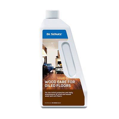 Аксессуары Средства по уходу Dr.Schutz Очиститель для паркета под маслом 0,75 л