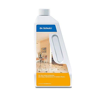 Аксессуары Средства по уходу Dr.Schutz Полироль для эластичных покрытий глянцевая 0,75 л