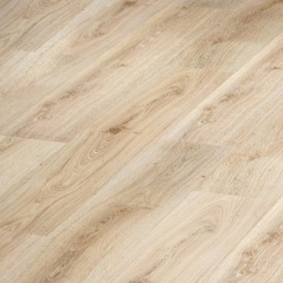 Ламинат Floorwood Optimum 491 Дуб Белый