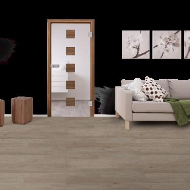 Ламинат Kronospan Castello Classic 4280 Дуб Шведский - купить в «Начни Ремонт» интернет-магазин — продажа напольных покрытий. - 1