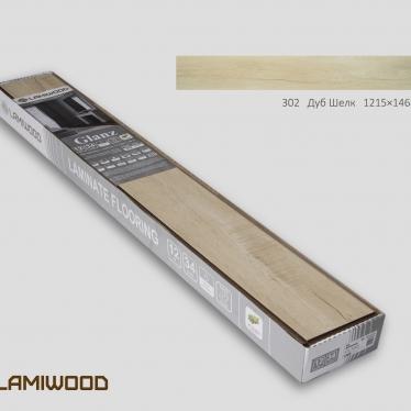 Ламинат Lamiwood Дуб Шелк 302 - купить в «Начни Ремонт» интернет-магазин — продажа напольных покрытий. - 2