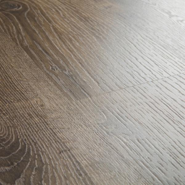 Ламинат Quick-Step Eligna U3460 Дуб Темно-коричневый Промасленный