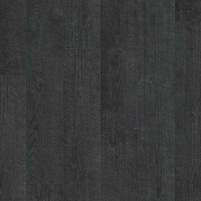 Ламинат Quick-Step Impressive Ultra IMU1862 Дуб Черная Ночь