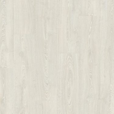 Ламинат Quick-Step Impressive Ultra IMU3559 Дуб Фантазийный Белый - купить в «Начни Ремонт» интернет-магазин — продажа напольных покрытий.