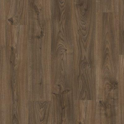 Quick-Step Livyn Balance Click BACL40027 Дуб Коттедж Темно-коричневый