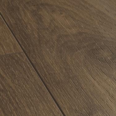 Виниловый ламинат Quick-Step Livyn Balance Click BACL40027 Дуб Коттедж Темно-коричневый - купить в «Начни Ремонт» интернет-магазин — продажа напольных покрытий. - 2