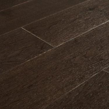 Паркетная доска Amber Wood Ash Сollection CN685 Ясень Махагон Браш Лак - купить в «Начни Ремонт» интернет-магазин — продажа напольных покрытий. - 1
