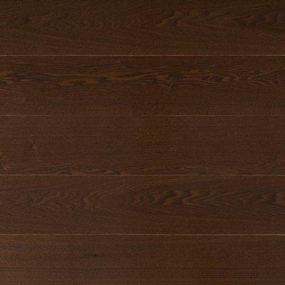 Паркетная доска Amber Wood Ash Сollection CN691 Ясень Шоколад Браш Лак