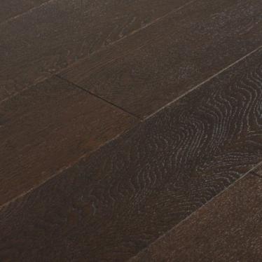 Паркетная доска Amber Wood Oak Сollection CN665 Дуб Махагон Браш Лак - купить в «Начни Ремонт» интернет-магазин — продажа напольных покрытий. - 1