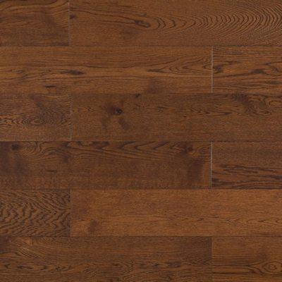 Паркетная доска Amber Wood Oak Сollection CN672 Дуб Шоколад Браш Лак
