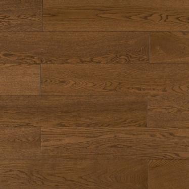 Паркетная доска Amber Wood Oak Сollection CN673 Дуб Светлый Орех Браш Лак - купить в «Начни Ремонт» интернет-магазин — продажа напольных покрытий.