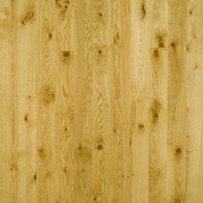 Паркетная доска Polarwood Classic 10054 Дуб Cottage Premium