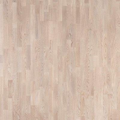 Паркетная доска Polarwood Classic 1740 Дуб Tundra Белёный