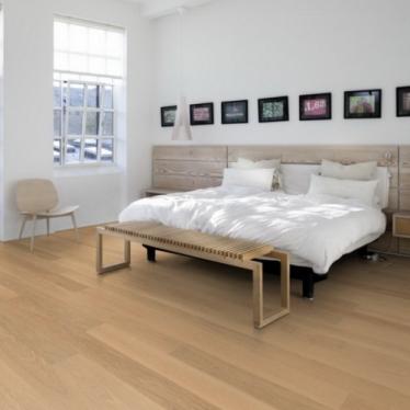 Паркетная доска Polarwood Space 10045 Дуб Merсury Premium - купить в «Начни Ремонт» интернет-магазин — продажа напольных покрытий. - 1