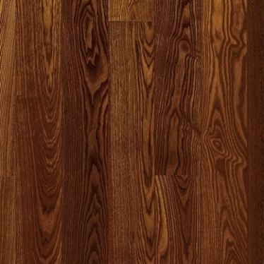 Паркетная доска Tarkett Tango Ясень 550058005 Коньяк Глянец - купить в «Начни Ремонт» интернет-магазин — продажа напольных покрытий.