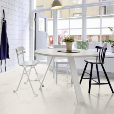 Паркетная доска Upofloor Art Design Дуб White Marble 3S - купить в «Начни Ремонт» интернет-магазин — продажа напольных покрытий. - 1