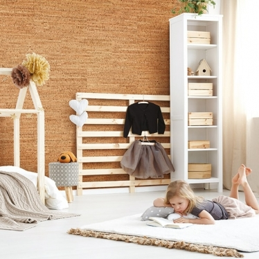 Пробка для стен Wicanders Dekwall Bali RY48001 - купить в «Начни Ремонт» интернет-магазин — продажа напольных покрытий.