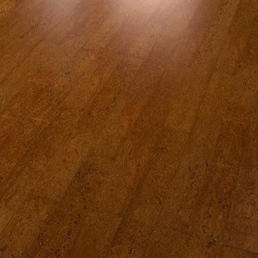 Пробка напольная замковая Wicanders Cork Plank Flock Chestnut C84A001 - купить в «Начни Ремонт» интернет-магазин — продажа напольных покрытий. - 1