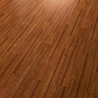 Пробка напольная замковая Wicanders Cork Plank Lane Chestnut C83S001 - купить в «Начни Ремонт» интернет-магазин — продажа напольных покрытий. - 2