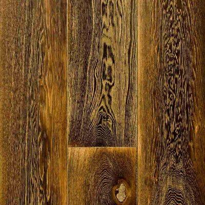 Siberian Floors Дуб Тюдор Осветленный Золотая Патина Лак УФ