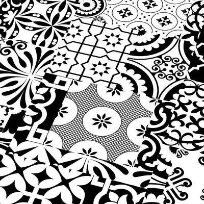 Ламинат Falquon Black&White Q002