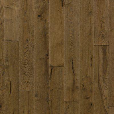 Массивная доска Coswick Дуб Янтарный 127мм Таверн Шелковое Масло