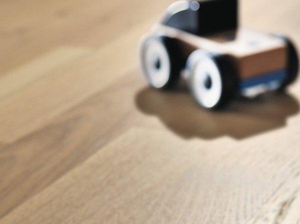 Паркетная доска Haro Дуб выбеленный - купить в «Начни Ремонт» интернет-магазин — продажа напольных покрытий. - 3