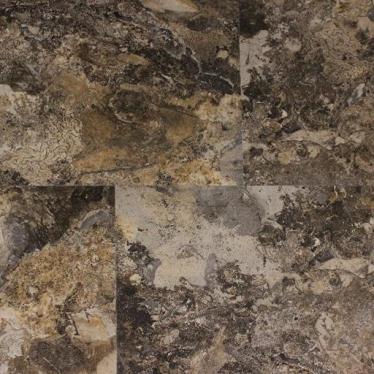 Виниловый ламинат KLB Мрамор коричневый 8559-3 - купить в «Начни Ремонт» интернет-магазин — продажа напольных покрытий.