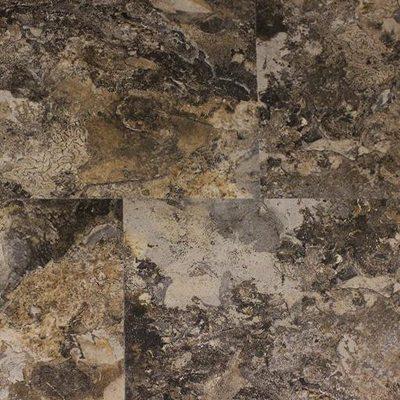 Виниловый ламинат KLB Мрамор коричневый 8559-3