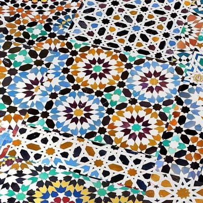 Ламинат Falquon Mosaic Q001
