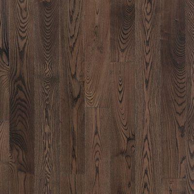 Паркетная доска Coswick Ясень Капучино 107мм Селект Лак