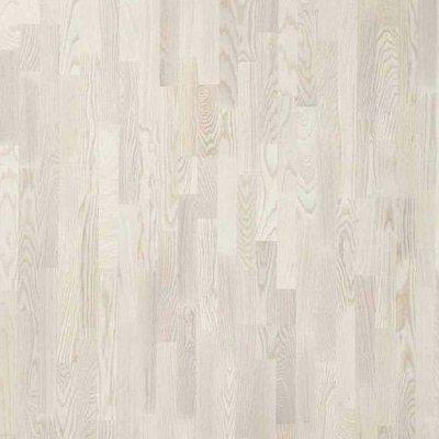 Паркетная доска Polarwood Ash Living White