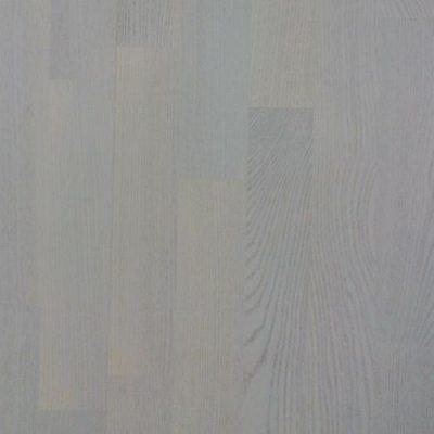 Паркетная доска Floorwood ASH Madison milky white