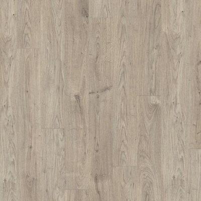 Ламинат Quick-Step Дуб серый теплый рустикальный RIC3454