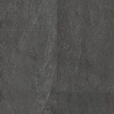 Виниловый ламинат Quick-Step Сланец чёрный 40035 Ambient Click