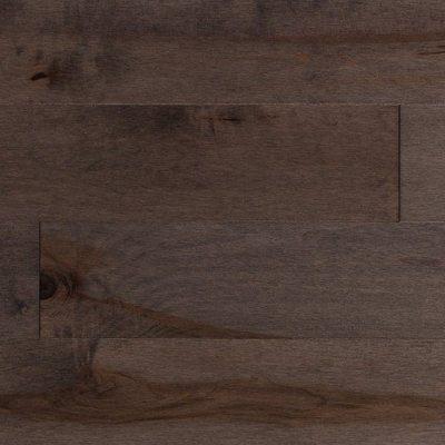 Инженерная доска Mercier Канадский твердый клён Каменно-коричневый