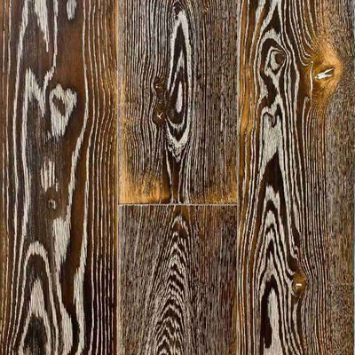 Siberian Floors Дуб Тюдор Осветленный Серебрянная Патина Лак
