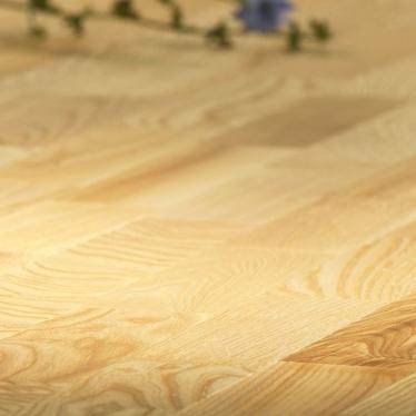 Паркетная доска Grabo Ясень классик матт браш - купить в «Начни Ремонт» интернет-магазин — продажа напольных покрытий. - 1