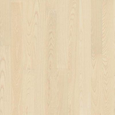 Паркетная доска Upofloor Ясень Select White Oiled
