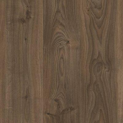 Виниловый ламинат Quick-Step Дуб коттедж темно-коричневый 40027