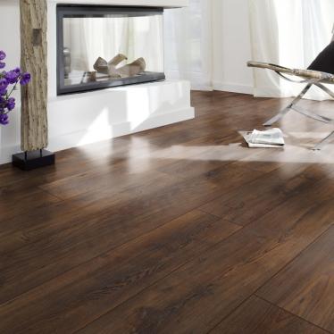 Ламинат My Floor Каштан M1005 - купить в «Начни Ремонт» магазин напольных покрытий. - 1