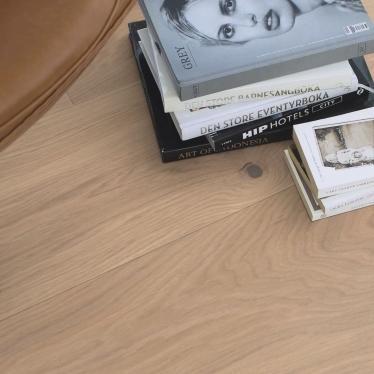 Инженерная доска Boen Дуб Nature white - купить в «Начни Ремонт» магазин напольных покрытий. - 13