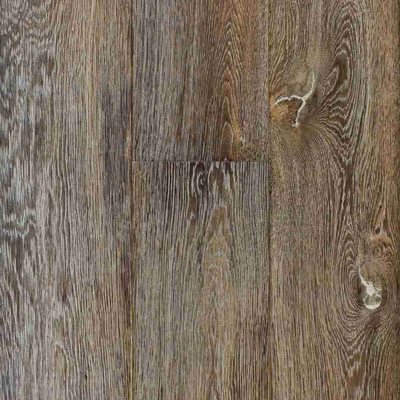 Siberian Floors Дуб Тюдор Осветленный Масло OSMO Сизо-голубое