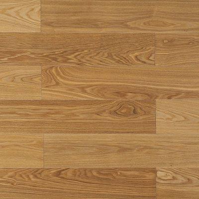Массивная доска Amber Wood Ясень Натуральный