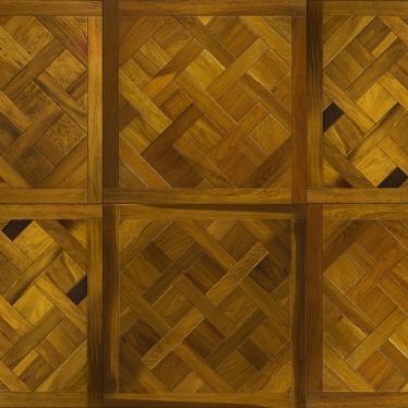 Модульный паркет Marco Ferutti Versailles Дуб Термо - купить в «Начни Ремонт» интернет-магазин — продажа напольных покрытий. - 3