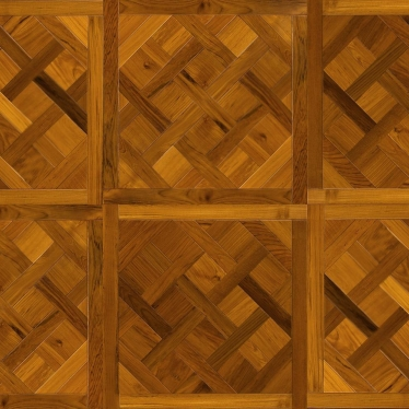 Модульный паркет Marco Ferutti Versailles Тик Бирманский - купить в «Начни Ремонт» интернет-магазин — продажа напольных покрытий. - 2