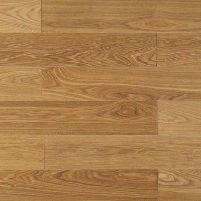 Массивная доска Amber Wood Ясень Бесцветный Лак Селект