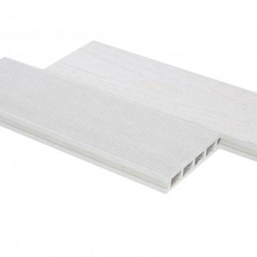 Террасная доска EcoDecking Серый Vintage - купить в «Начни Ремонт» интернет-магазин — продажа напольных покрытий.